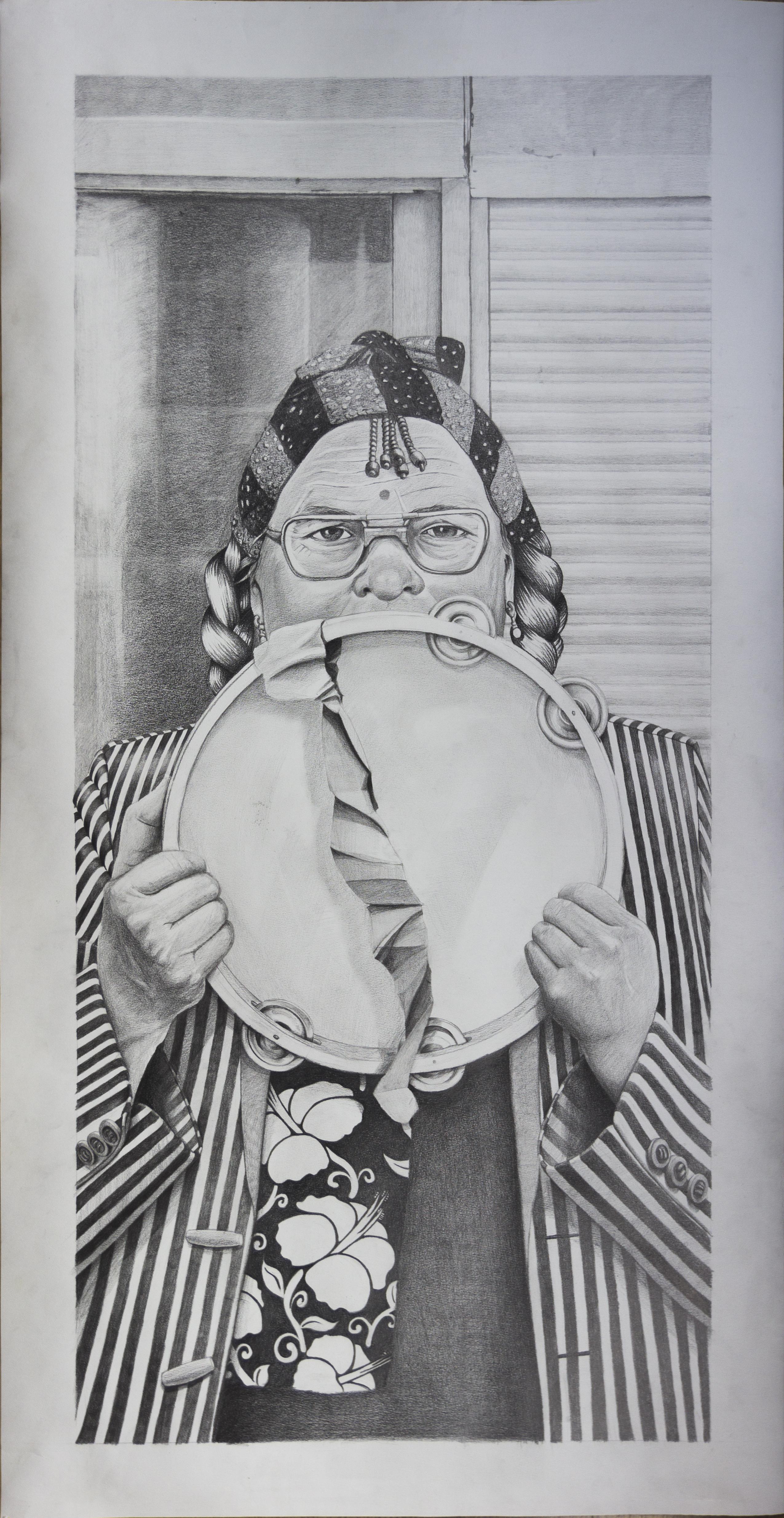 Het Tamboerijnvrouwtje